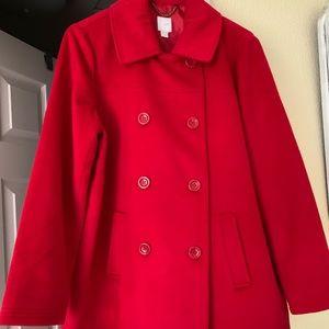 J Jill pea coat